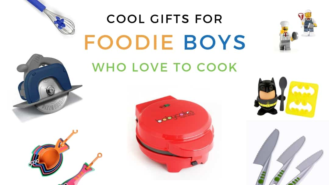 13 of the Best Cooking Gifts for the Foodie Boy in Your Life