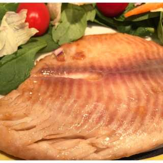 Mama Crosariol's Tilapia Fish Recipe- 3 Weight Watchers Points Plus