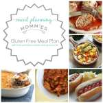 Gluten Free Meal Plan & Grocery List: August 10th-15th