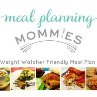 Free Weight Watcher Friendly Meal Plan and Grocery List #7