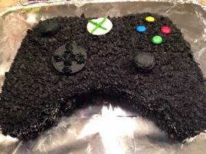remote cake