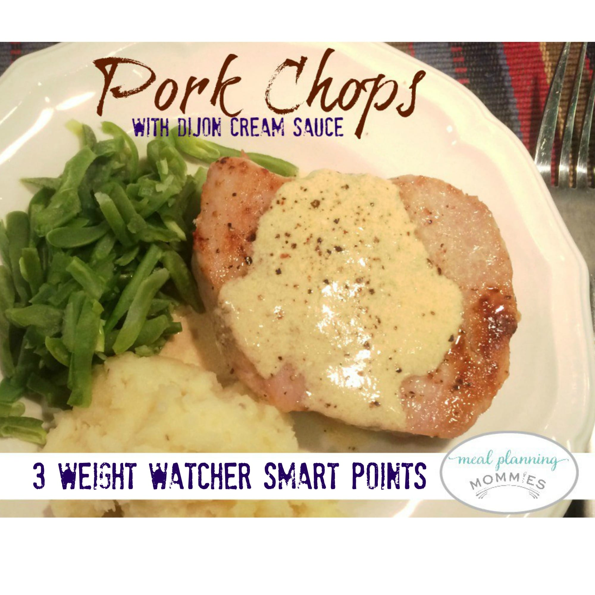 how to cut a pork loin chop into a medallion