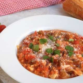 Lasagna Soup – 4 WW Smart Points