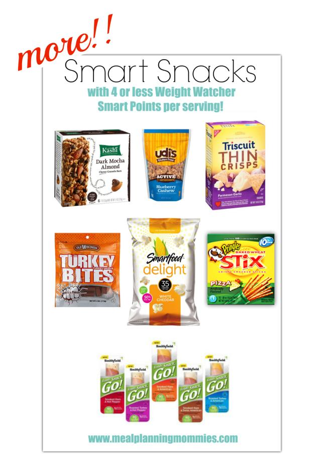 more smart snacks picture