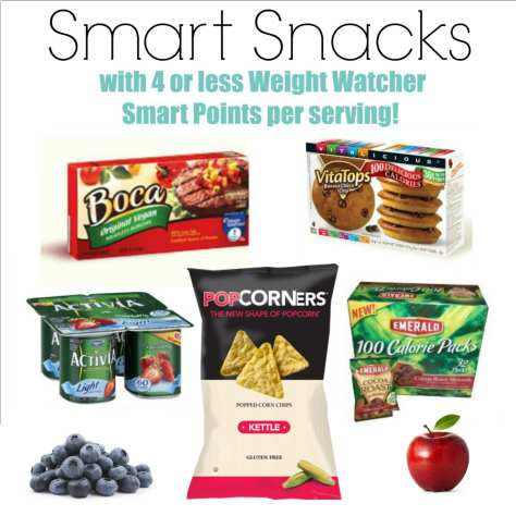 http://www.mealplanningmommies.com/smart-snacks-with-weight-watcher-smartpoints/