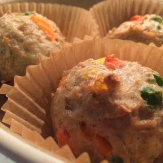 Chicken Pot Pie Muffins – 3 Smart Points