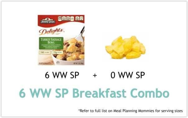 Breakfast combo 11