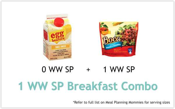 Breakfast combo 2