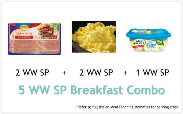 Breakfast combo 5