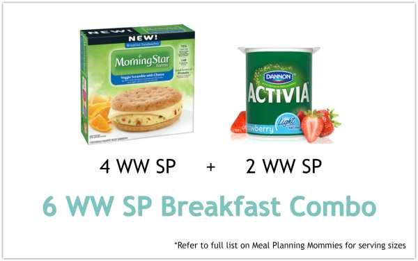 Breakfast combo 6