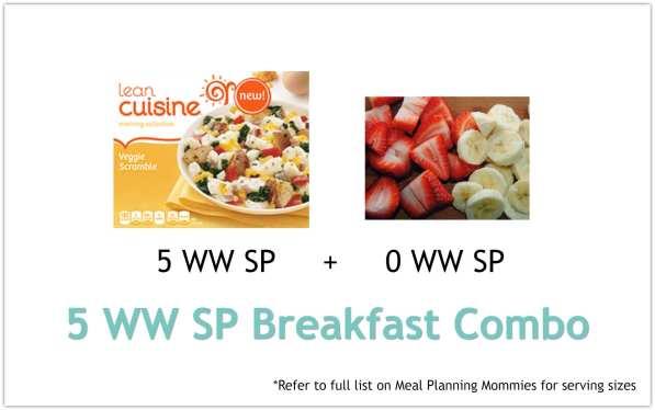 Breakfast combo 8