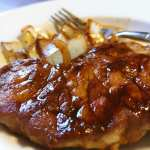 Alisha's Favorite Pork Chops & Caramelized Onions
