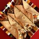 Mediterranean Turkey Coleslaw Wraps