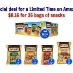 Snyder's Pretzel Snacks Perfect for Lunches and After School Snacks