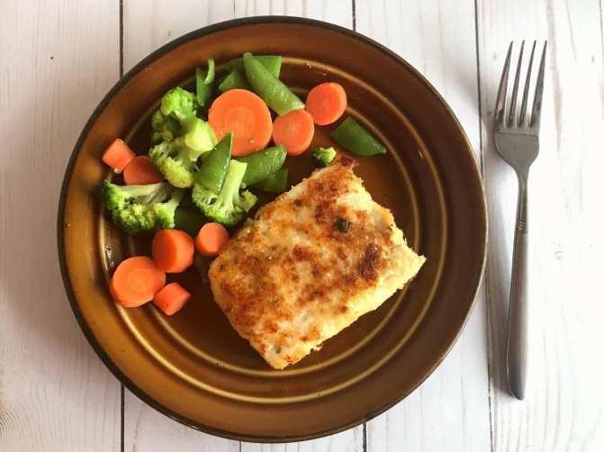 delicious potato crusted fish recipe