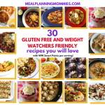 30 Gluten Free Weight Watchers Recipes with Smart Points