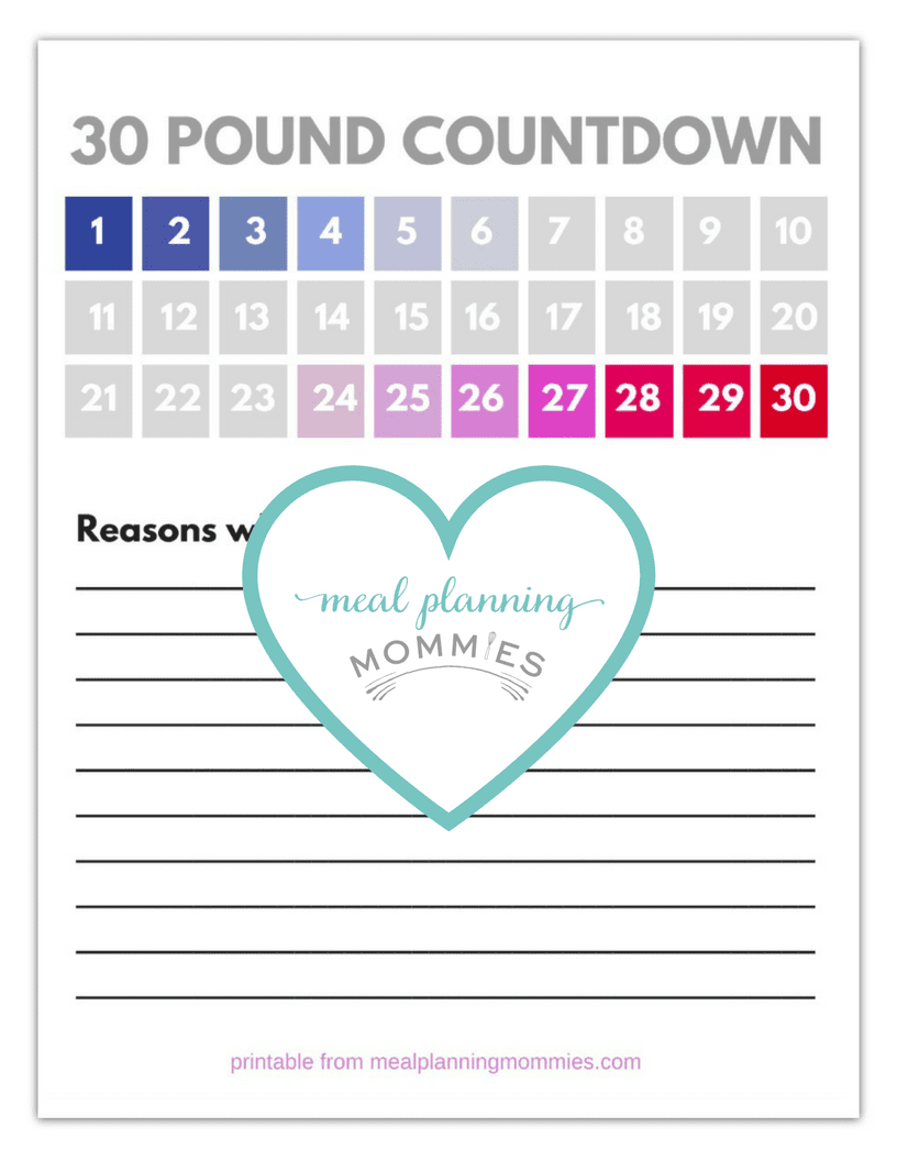 photograph about Free Printable Weight Loss Tracker named totally free printable bodyweight reduction tracker -