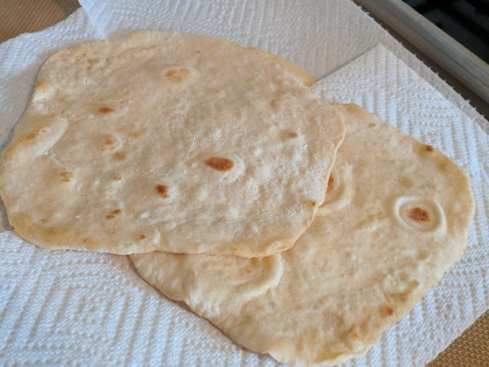 Make your own Weight Watchers friendly tortillas