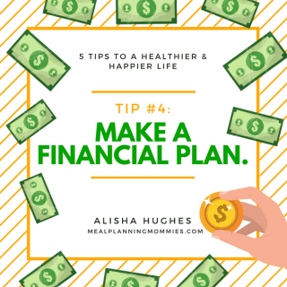 5 questions to ask yourself when you are struggling financially. (Healthy & Happy Tip #4)