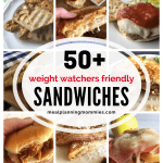 Over 50 Sandwiches with WW FreeStyle Smart Points