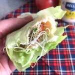 Turkey Tomato Unwich