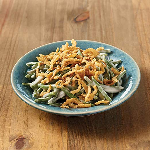 This image has an empty alt attribute; its file name is green-bean-casserole.jpg