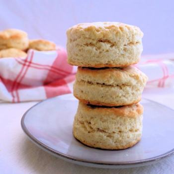 Biscuits Stacked