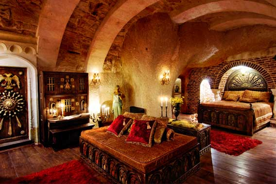 Sacred House Hotel Cappadocia  Luxury Hotel  Meander Travel Services