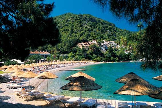 Hillside Beach Club Hotel Fethiye  Luxury Resort  Meander Travel Services