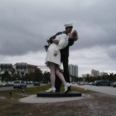 Unconditional Surrender (The Kiss)