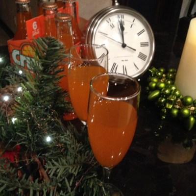 Orange Crush and New Years Eve