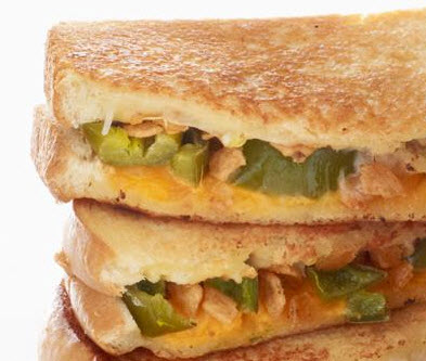 Southwest Grilled Cheese Sandwich