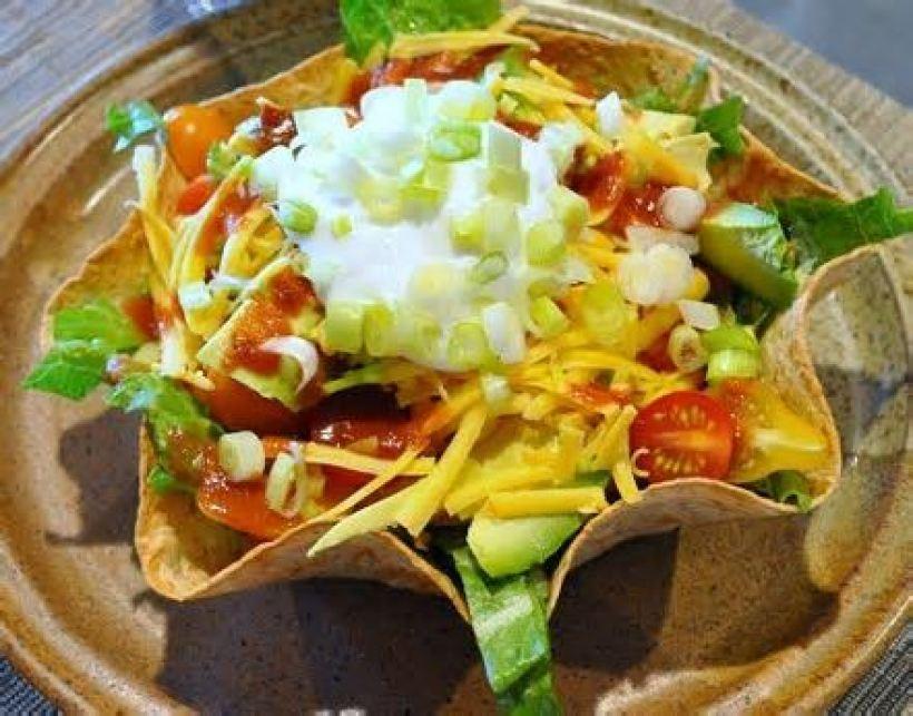 taco salads4