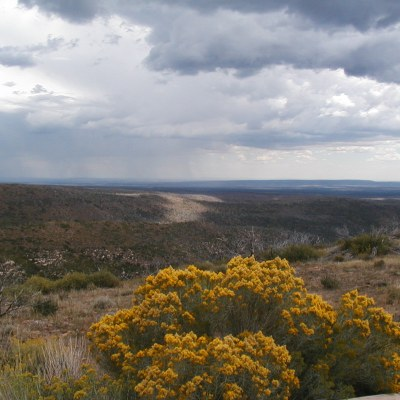 Mesa Verde…
