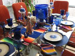 Setting the Table….Tablescapes