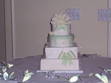 Wedding cakea