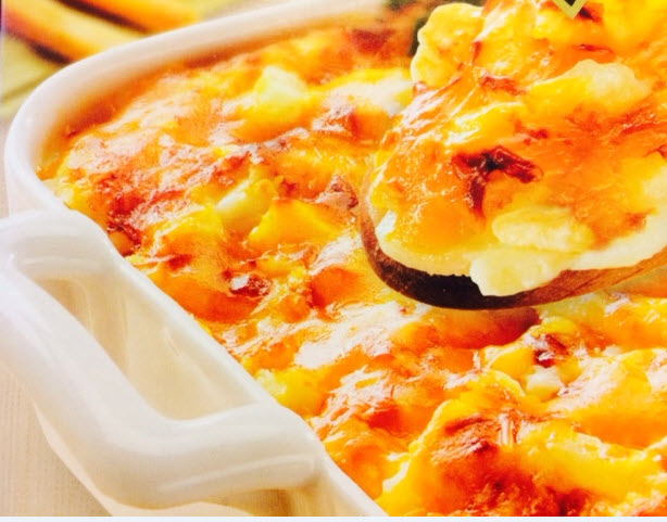 Oldie but Goodie Scalloped Potatoes