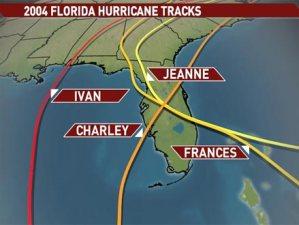 4 hurricanes