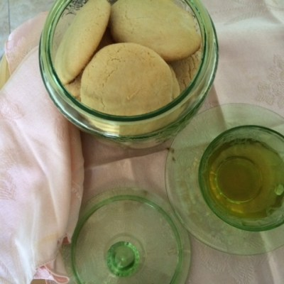 Grandma Alice's Plain Cookies!