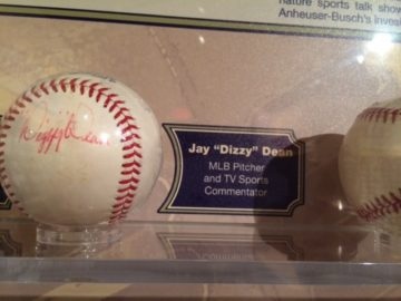 And Dizzy Dean!