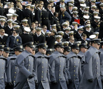 Baltimore…Army/Navy Game