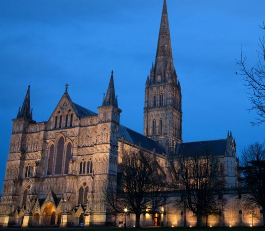 Salisbury Cathedral, Britian