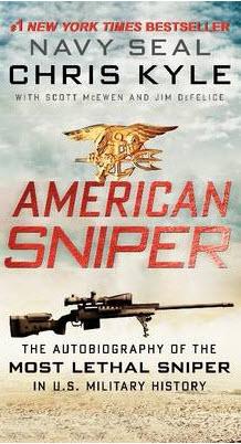 The Book, American Sniper