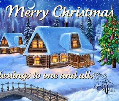 Christmas Eve 2015…..