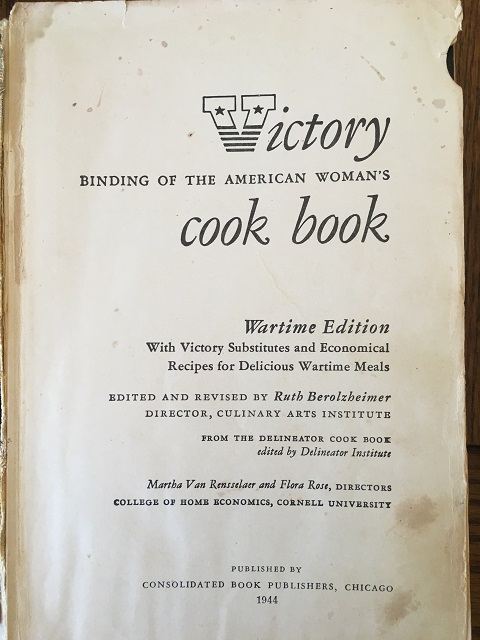 wartime cookbook1