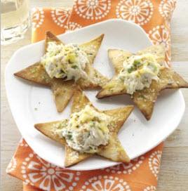 Baja Crab Appetizers…YUM!