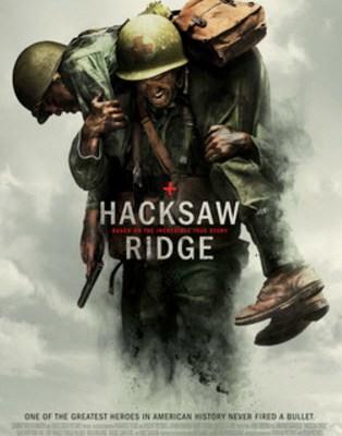 Hacksaw Ridge…Movie Review.