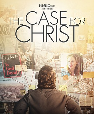 """Movie Review…""""The Case For Christ""""!"""