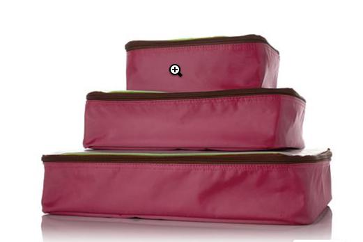 luggage cubes
