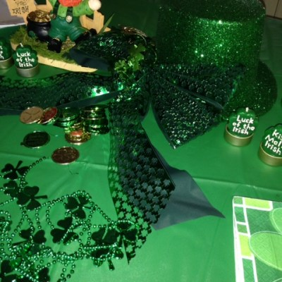 St. Patrick's Day Punch Saves A Wedding Reception!
